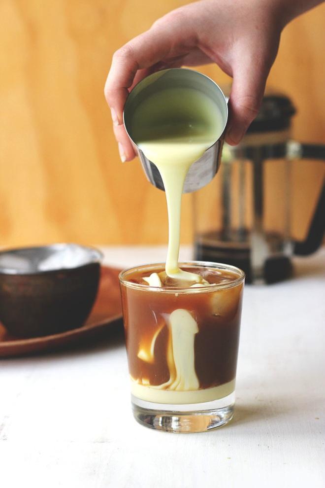 Những món cà phê độc đáo, thích hợp cho mùa hè - 6