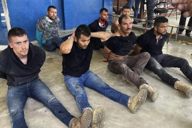 7 nghi phạm vụ ám sát Tổng thống Haiti từng được Mỹ huấn luyện - 1