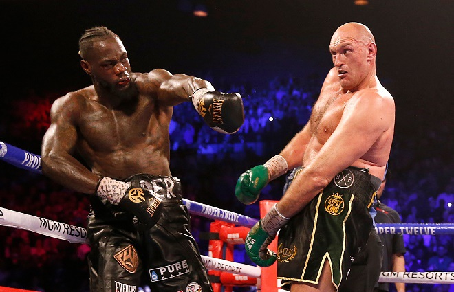 Deontay Wilder tức giận vì cuộc so tài với Tyson Fury bị hoãn - 1