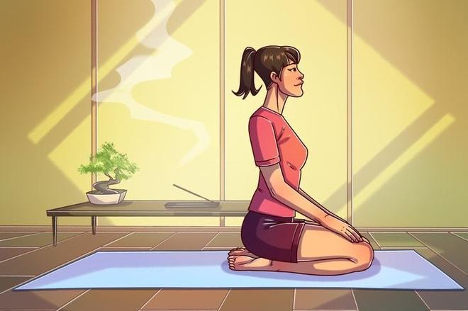 10 động tác yoga đánh bay mỡ bụng dưới hiệu quả - 5