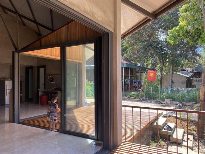 Nhà sàn hiện đại với ống khói cao gần 3 m ở Thanh Hóa - 4