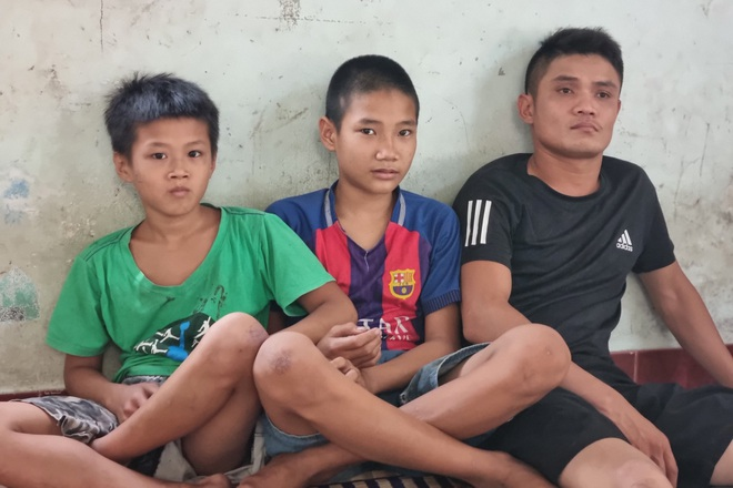 Cô gái nghẹn ngào cầu xin các nhà hảo tâm cứu giúp người cha nghèo khổ - 4