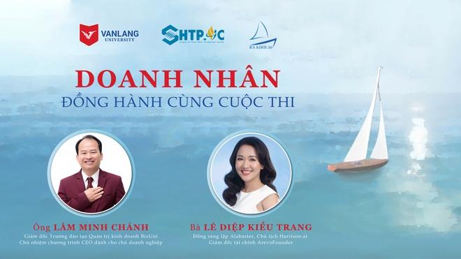 Doanh nhân Việt nâng tầm cuộc thi khởi nghiệp cùng Trường ĐH Văn Lang - 3