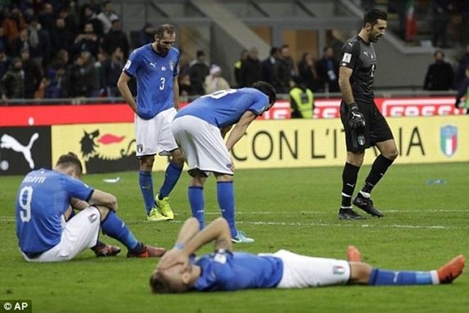 Đội tuyển Italia vô địch Euro 2020: Tòa lâu đài xây dựng từ… nỗi đau - 1