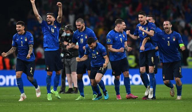 Đánh bại đội tuyển Anh, Italia lên ngôi vô địch Euro 2020 - 1