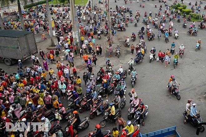 31 doanh nghiệp trong Khu chế xuất Tân Thuận ngừng hoạt động vì Covid-19 - 2