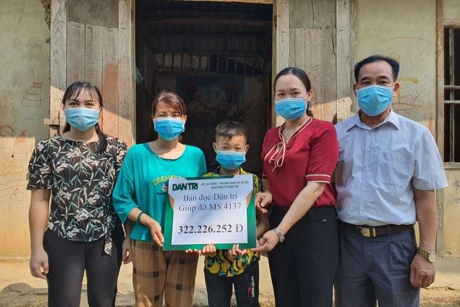 Quỹ Khuyến học Việt Nam trao tặng cậu học trò nghèo hơn 67 triệu đồng - 2