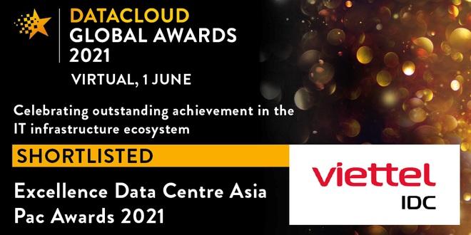 Viettel IDC lập hattrick giải thưởng lớn trong nước và quốc tế - 3