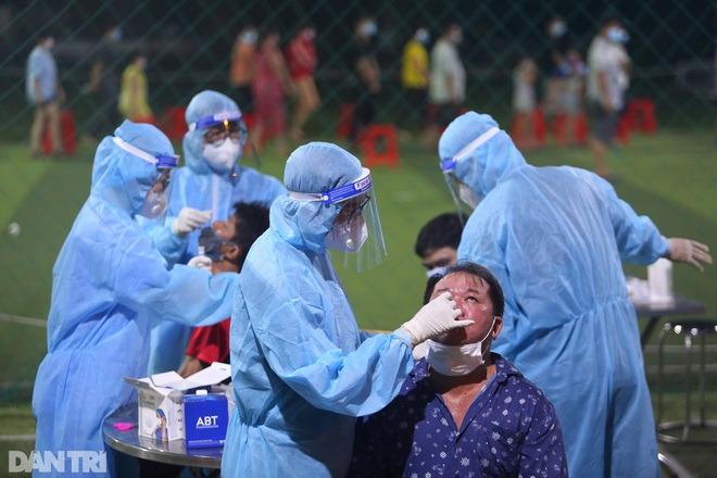 Sáng 15/7, thêm 805 ca Covid-19, Việt Nam vượt 38.000 bệnh nhân - 1
