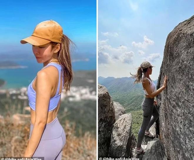 Bi kịch xảy tới với cô gái xinh đẹp chuyên chụp hình bên vách núi - 10
