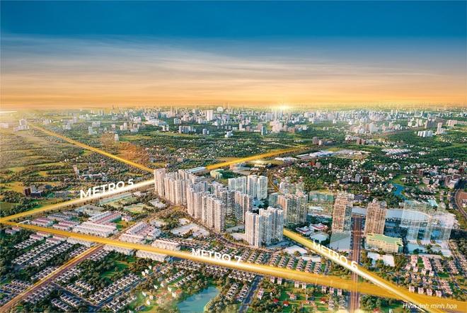 Những tiêu chuẩn nào khiến The Metrolines trở thành dự án quốc tế hot phía Tây Hà Nội? - 1