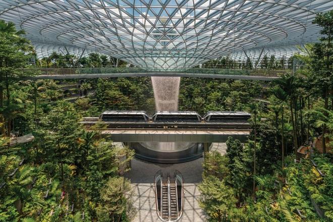 6 tòa nhà xanh ở Singapore được mệnh danh là kỳ quan kiến trúc - 2