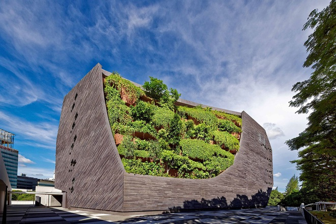 6 tòa nhà xanh ở Singapore được mệnh danh là kỳ quan kiến trúc - 3