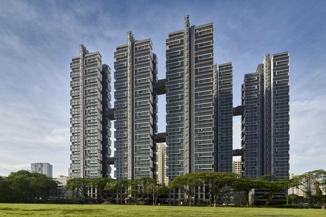 6 tòa nhà xanh ở Singapore được mệnh danh là kỳ quan kiến trúc - 4