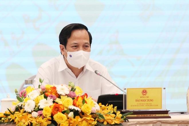 Bộ trưởng Đào Ngọc Dung: Đẩy nhanh việc thực hiện Nghị quyết 68/NQ-CP... - 2