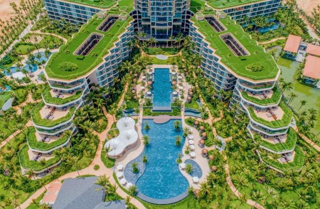 Địa ốc MGV phân phối độc quyền dự án Sky Residences InterContinental Residences Halong Bay - 1