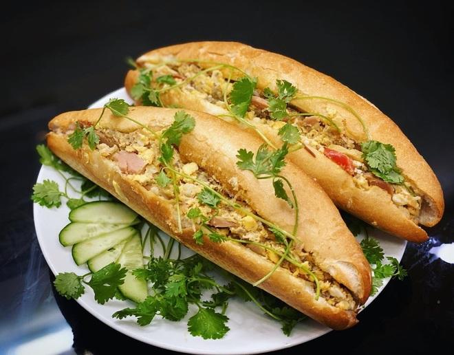 5 versions of delicious specialty bread of Vietnamese cuisine - 1