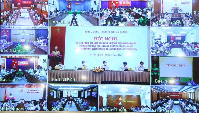 Bộ trưởng Đào Ngọc Dung: Đẩy nhanh việc thực hiện Nghị quyết 68/NQ-CP... - 3