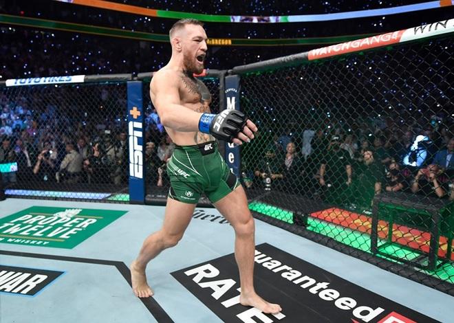 Đại bàng Nga Khabib Numargomedov chỉ trích McGregor là kẻ giả tạo - 2