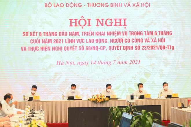 Bộ trưởng Đào Ngọc Dung: Đẩy nhanh việc thực hiện Nghị quyết 68/NQ-CP... - 1