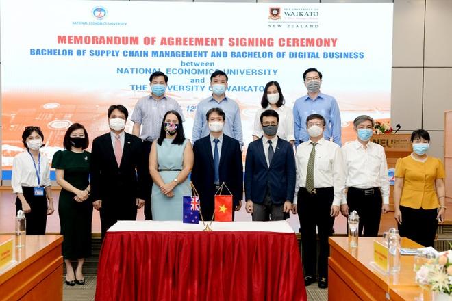 Đại học New Zealand đầu tiên đào tạo chương trình cử nhân tại Việt Nam - 1