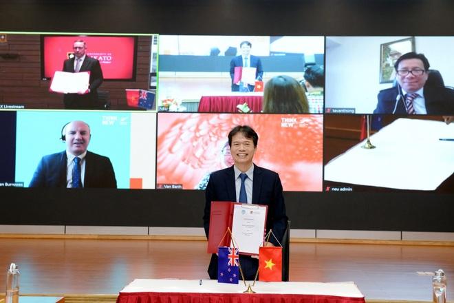 Đại học New Zealand đầu tiên đào tạo chương trình cử nhân tại Việt Nam - 2