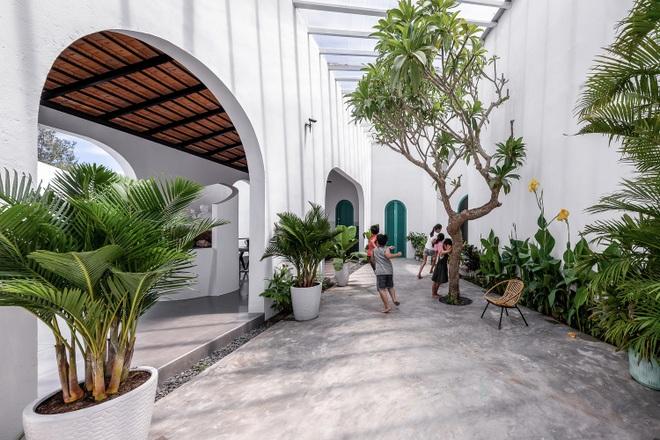 Nơi trú Covid-19 độc đáo đầy nắng, gió và cây xanh của gia đình ở Phú Yên - 11