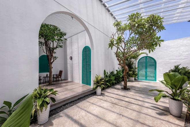 Nơi trú Covid-19 độc đáo đầy nắng, gió và cây xanh của gia đình ở Phú Yên - 3