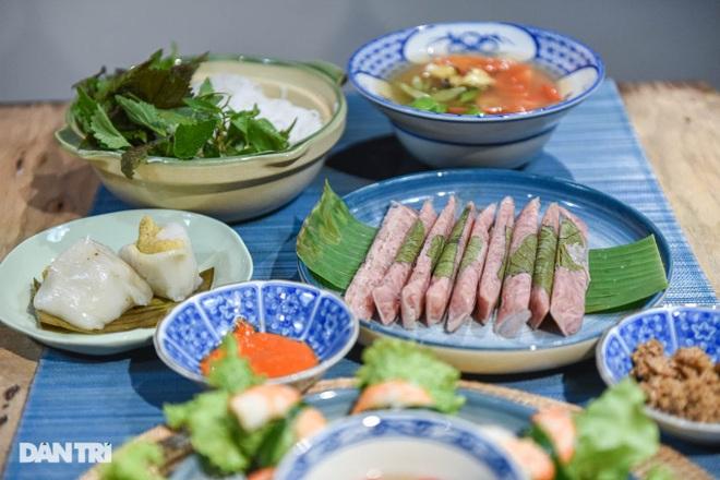 Tìm lại hương vị Việt trong món bánh nếp trứ danh Hà thành - 13