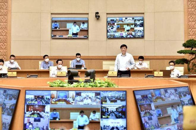 Thủ tướng triệu tập họp với 27 tỉnh, thành đang nóng dịch Covid-19 - 2