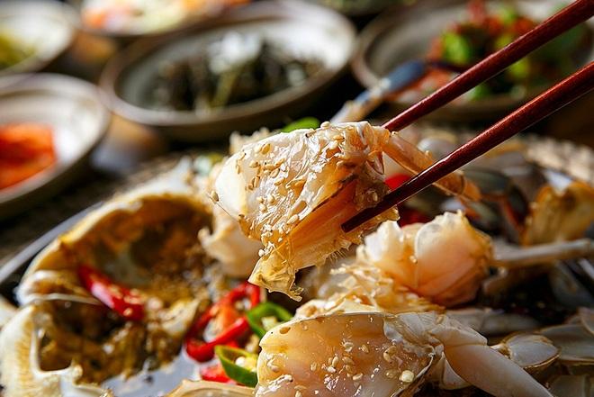 5 đặc sản ăn tươi nuốt sống ở Hàn Quốc khiến thực khách rùng mình - 7