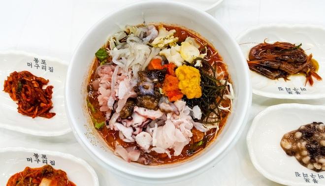 5 đặc sản ăn tươi nuốt sống ở Hàn Quốc khiến thực khách rùng mình - 9