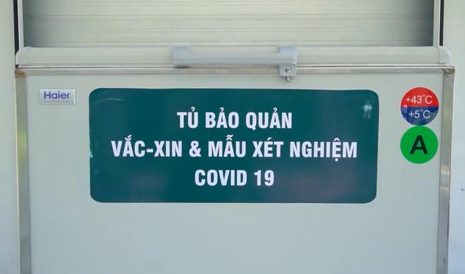 Xe chuyên dụng phục vụ tiêm chủng lưu động Thaco sản xuất có gì đặc biệt? - 7