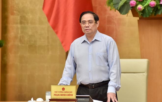 Thủ tướng triệu tập họp với 27 tỉnh, thành đang nóng dịch Covid-19 - 1