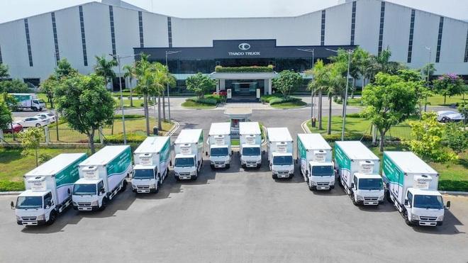 Xe chuyên dụng phục vụ tiêm chủng lưu động Thaco sản xuất có gì đặc biệt? - 9