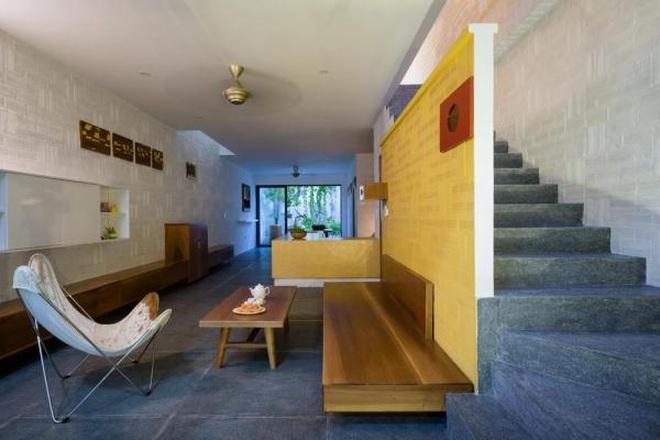 Ngôi nhà mái nhấp nhô gợi hoài niệm về phố cổ Hà Nội ở Cần Thơ - 3
