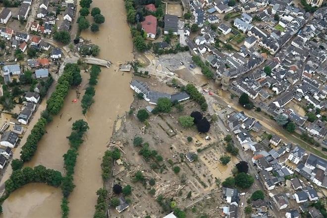 1.300 người mất tích trong mưa lũ lịch sử ở Đức - 2