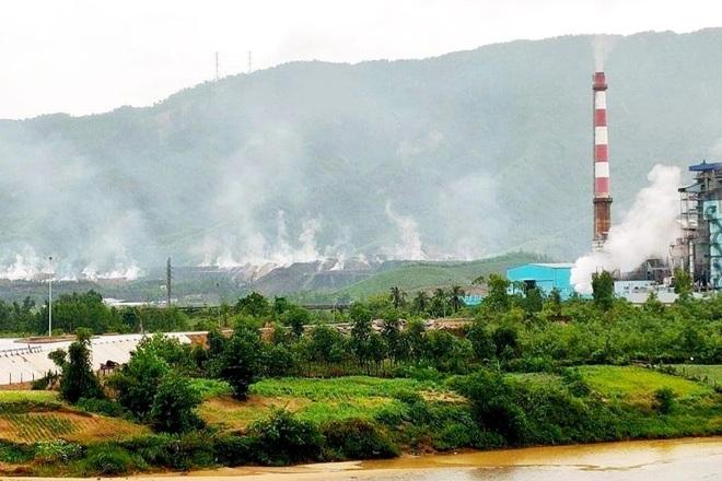 Quảng Nam: Bao giờ mỏ than Nông Sơn mới hết ô nhiễm? - 2