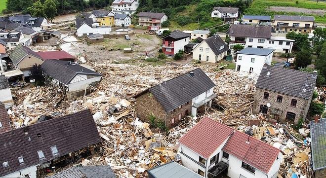 68 người chết trong thảm họa mưa lũ trăm năm có một ở châu Âu - 3