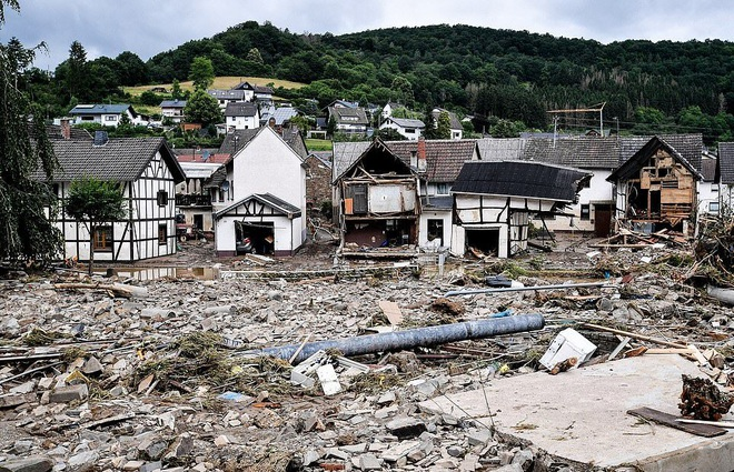 68 người chết trong thảm họa mưa lũ trăm năm có một ở châu Âu - 1