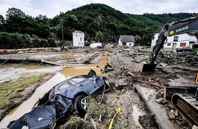 68 người chết trong thảm họa mưa lũ trăm năm có một ở châu Âu - 5