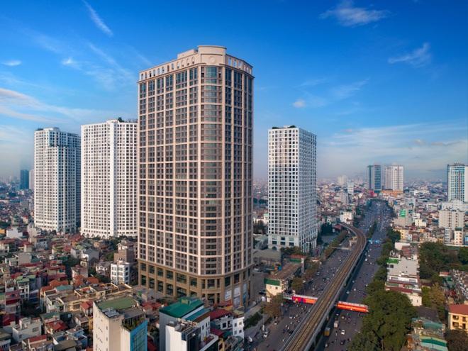King Palace được bình chọn là Dự án đáng sống 2021 - 3