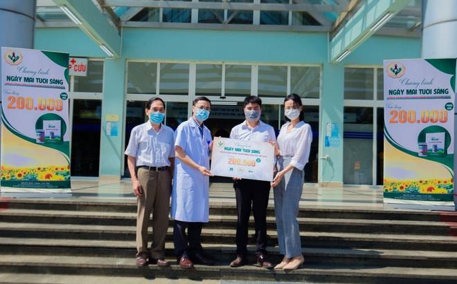 Nutri Ancan trao 200.000 suất quà dành tặng người bệnh ung thư trên toàn quốc - 1