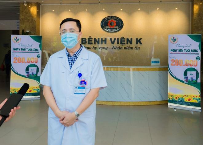 Nutri Ancan trao 200.000 suất quà dành tặng người bệnh ung thư trên toàn quốc - 3