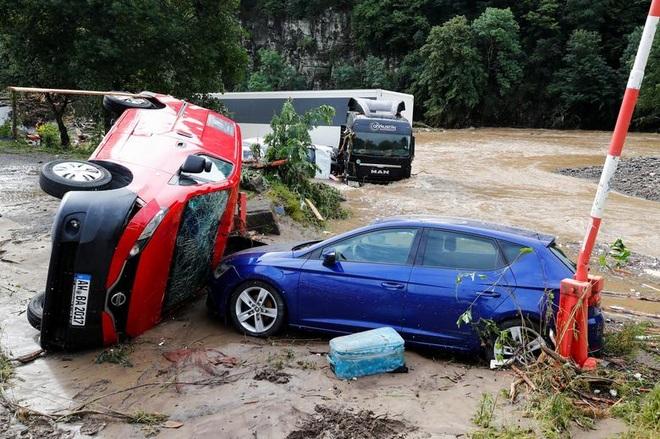 68 người chết trong thảm họa mưa lũ trăm năm có một ở châu Âu - 4