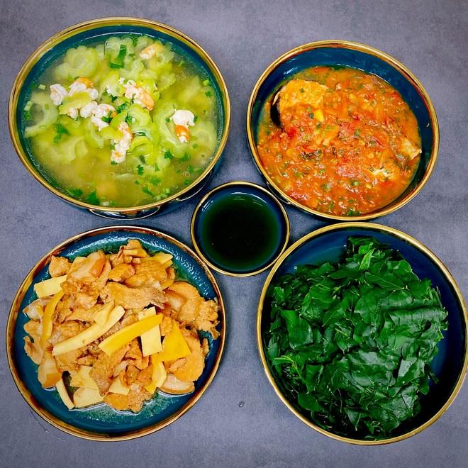 Mẹ đảm gợi ý mâm cơm nhà 4 món đầy đủ dưỡng chất, chỉ nấu trong 1 tiếng - 4