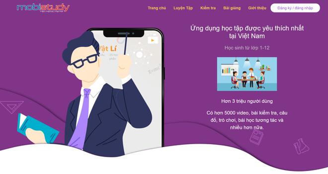MobiEdu - bộ giải pháp nền tảng giáo dục trực tuyến chất lượng cao - 2
