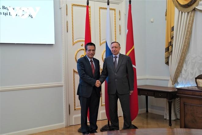 Thành phố Saint Petersburg (Nga) thúc đẩy hợp tác với Việt Nam trên tất cả lĩnh vực - 2