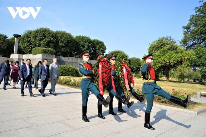 Thành phố Saint Petersburg (Nga) thúc đẩy hợp tác với Việt Nam trên tất cả lĩnh vực - 4