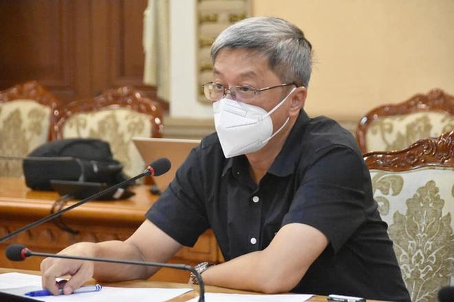 Thứ trưởng Bộ Y tế: Việc điều trị Covid-19 vẫn trong tầm kiểm soát - 1
